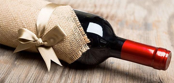 Como Decorar Botella De Vino Para Regalar
