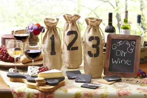 Fun Ideas For Throwing A Wine Themed Party I Love Wine