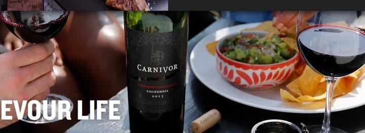 Wine Review: Carnivor California Cabernet Sauvignon