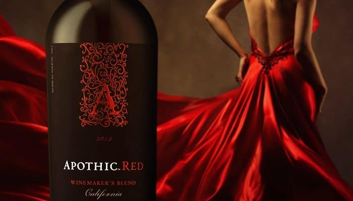 Wine Review: Apothic California Red