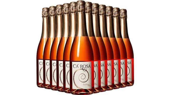 Wine Review: Ca'Rosa California Sparkling Frizzante