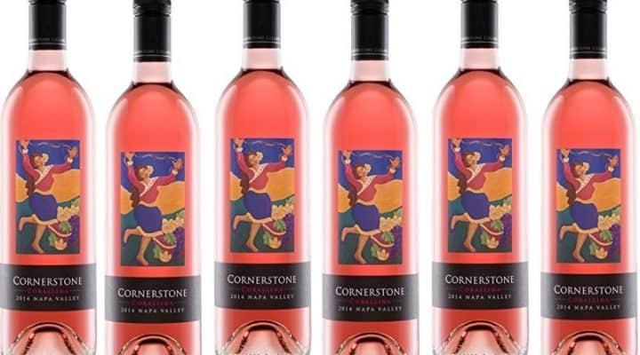 Cornerstone Cellars Syrah Rosé Wine Review