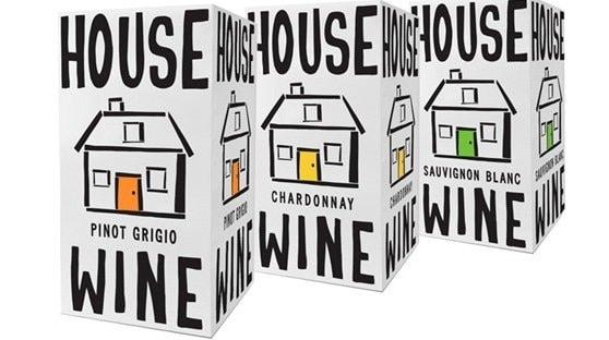 Wine Review: House Wine Pinot Grigio