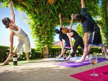 Vino-Vinyasa: The Yoga and Wine Experience
