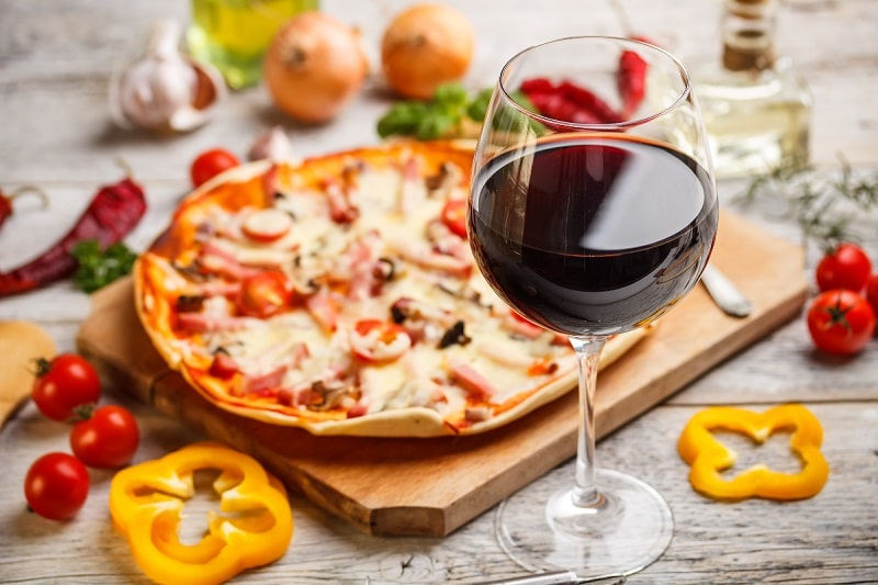 Are There Really Carbs in Wine?