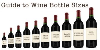 Understanding Wine Bottle Sizes