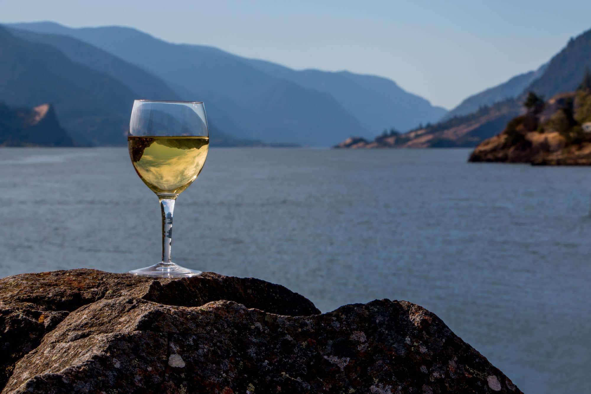 Albarino wine