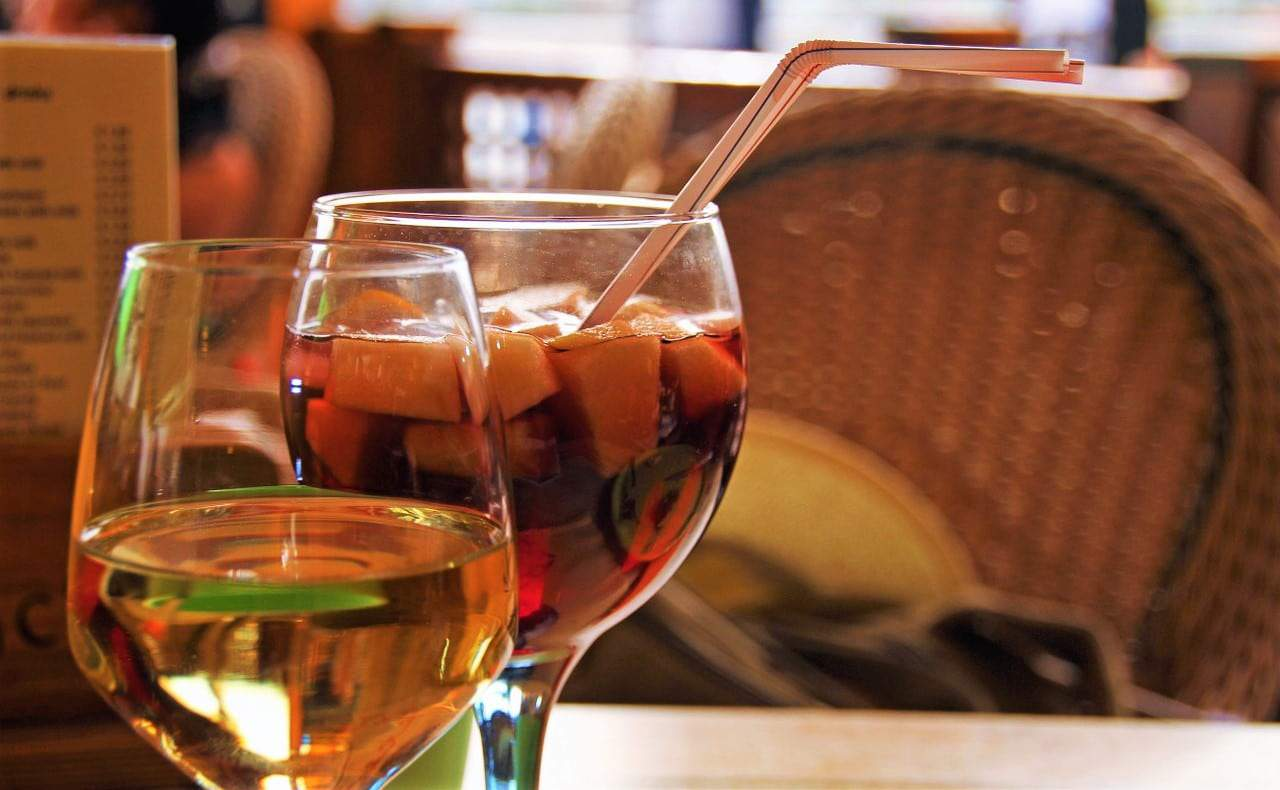 canary-1123106_1280 Glass Beverage Dispenser Sangria
