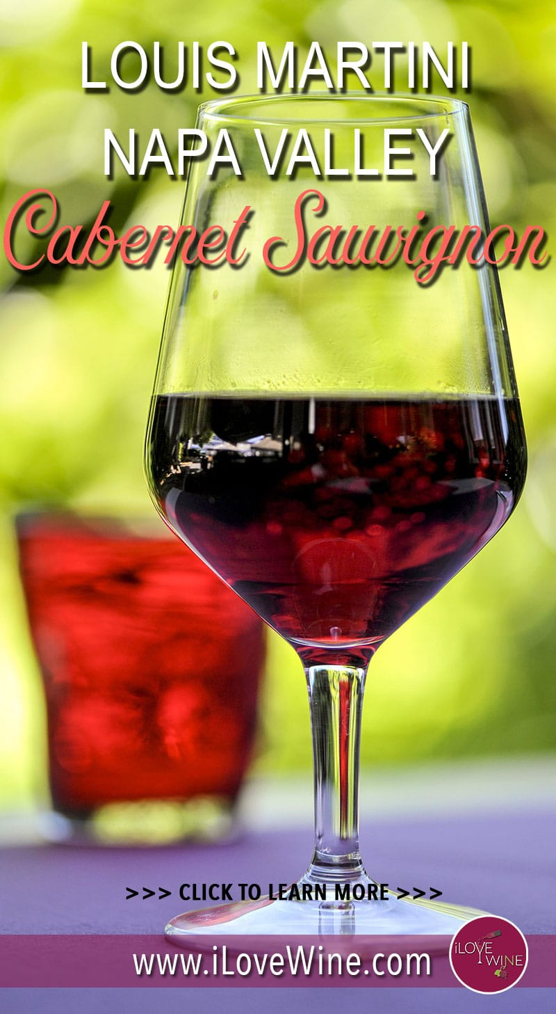 In California's very own Napa Valley, America's most famous wine region, the sun-drenched Cabernet Sauvignon vines offered their finest fruits sooner than usual, with an early bud break. Click to learn more! Love wine | Cabernet Sauvignon Wine | Louis Martini Napa Valley Cabernet Sauvignon #lovewine #wine #CabernetSauvignon #napavalley