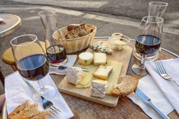 pairing wine and cheese